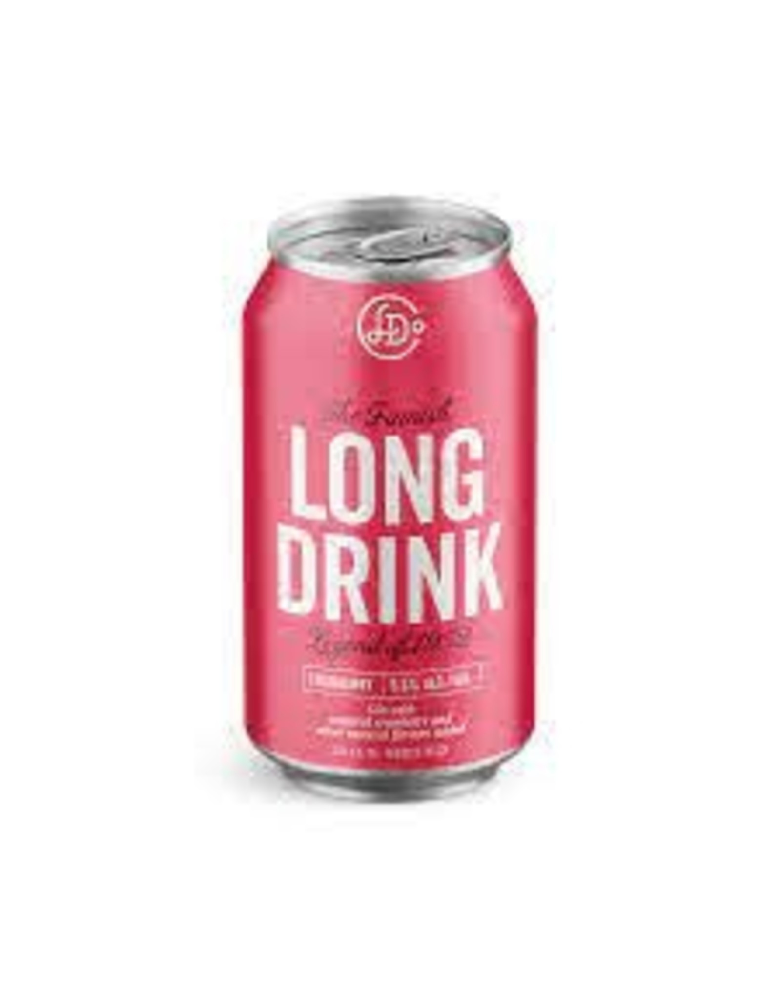 LONG DRINK CRANBERRY 4/6/12