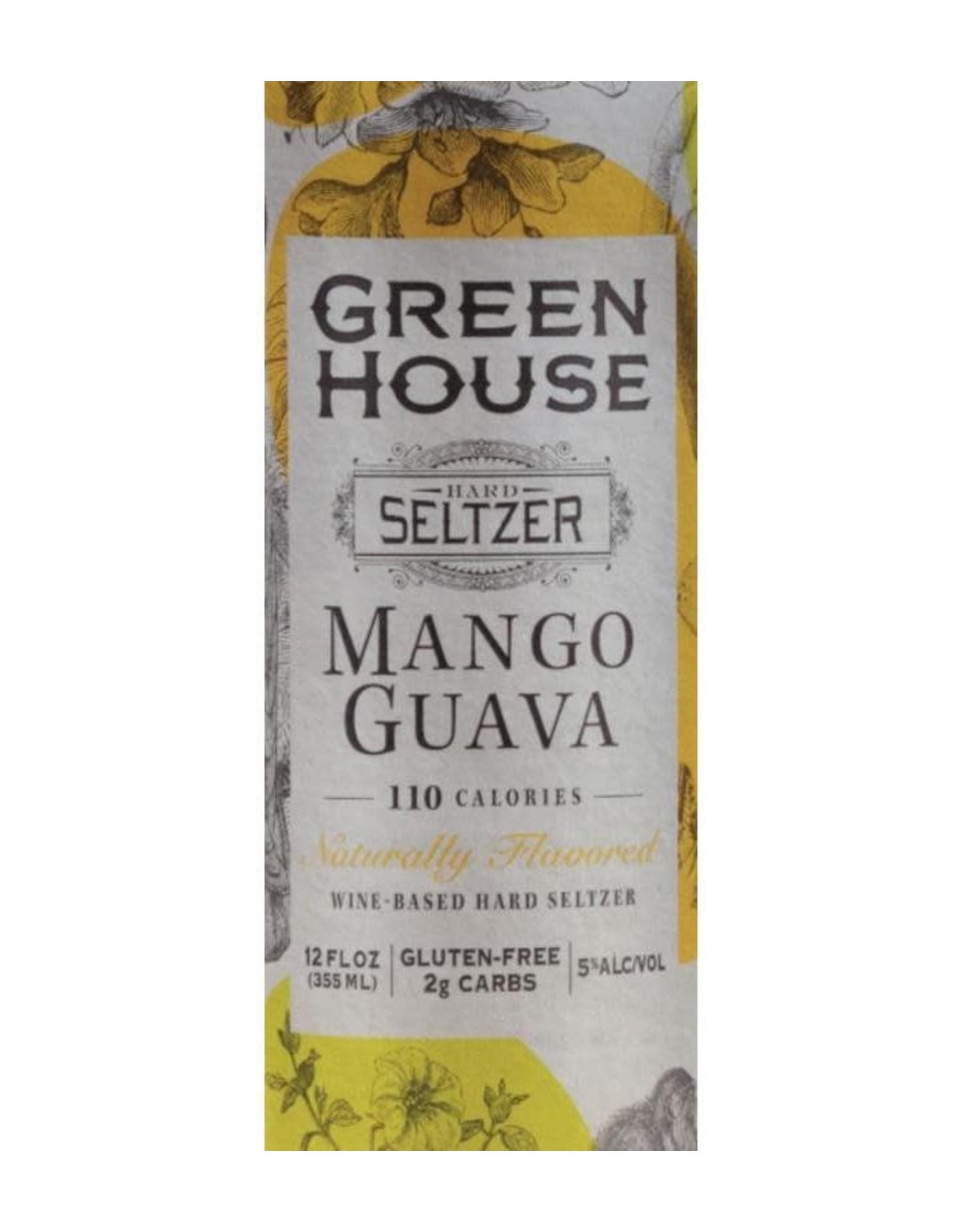 GREEN HOUSE MANGO GUAVA 6/4/12OZ CN