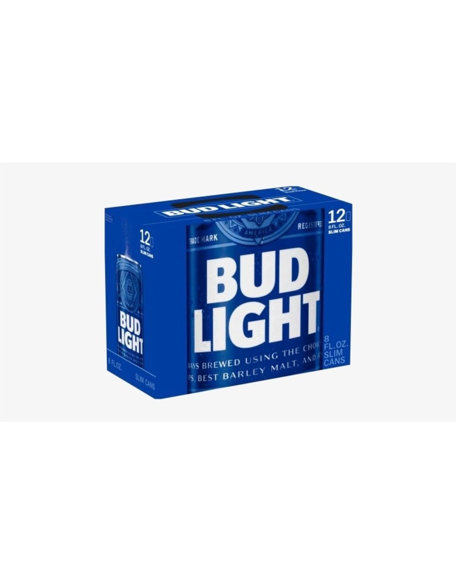 BUD LIGHT 2-12 CAN