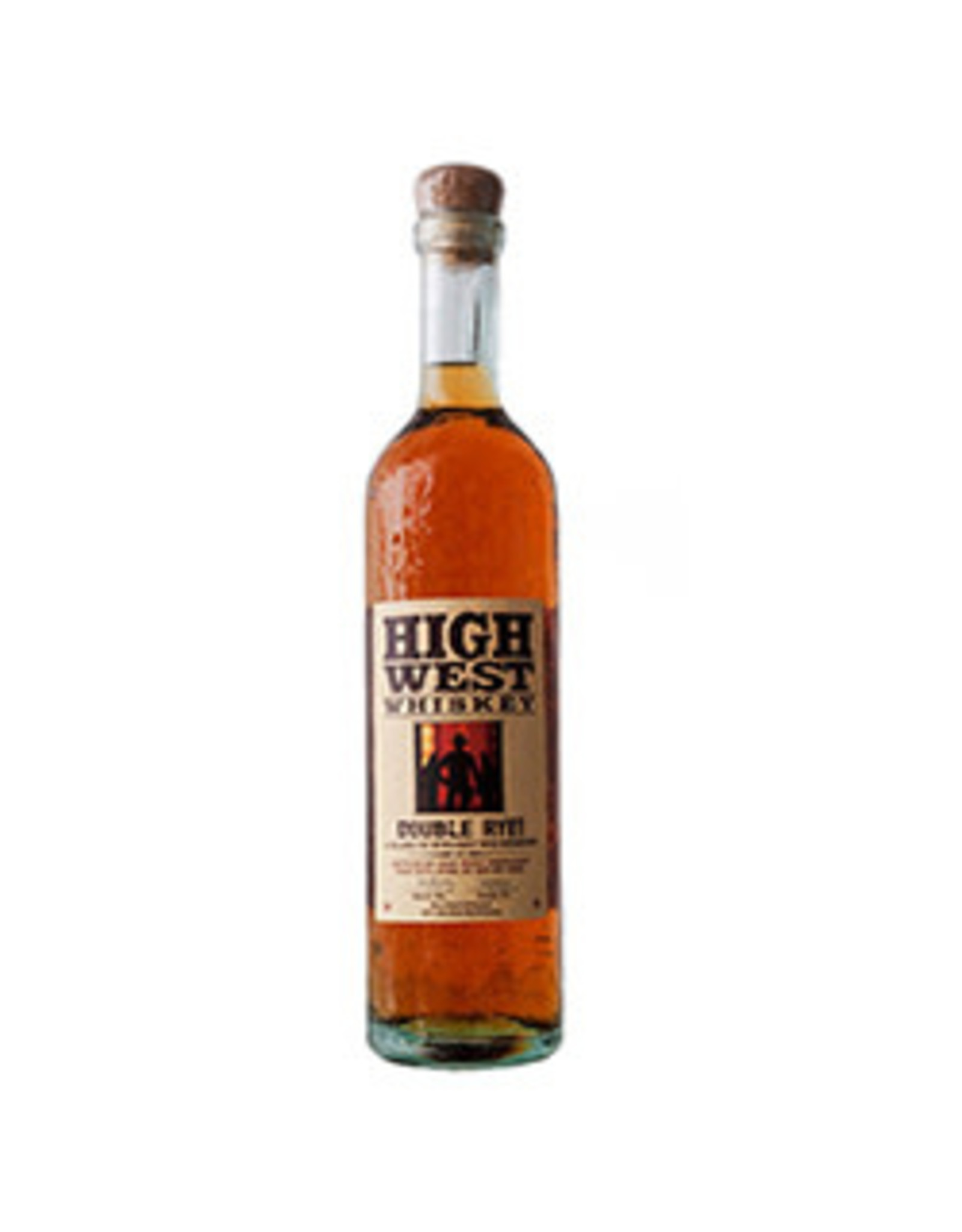 HIGH WEST CAMPFIRE 375ML