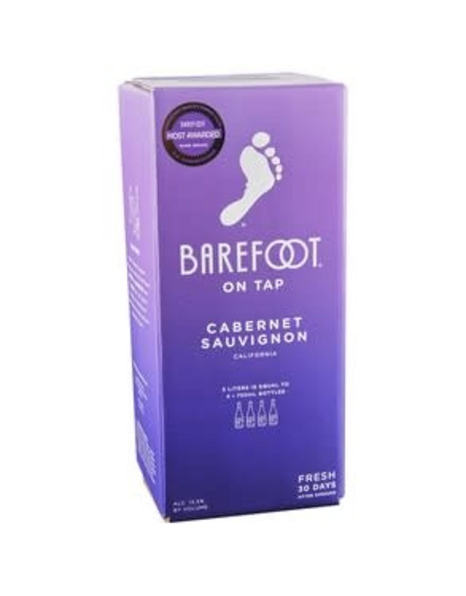 BAREFOOT ON TAP CABERNET SAUVIGNON 3L