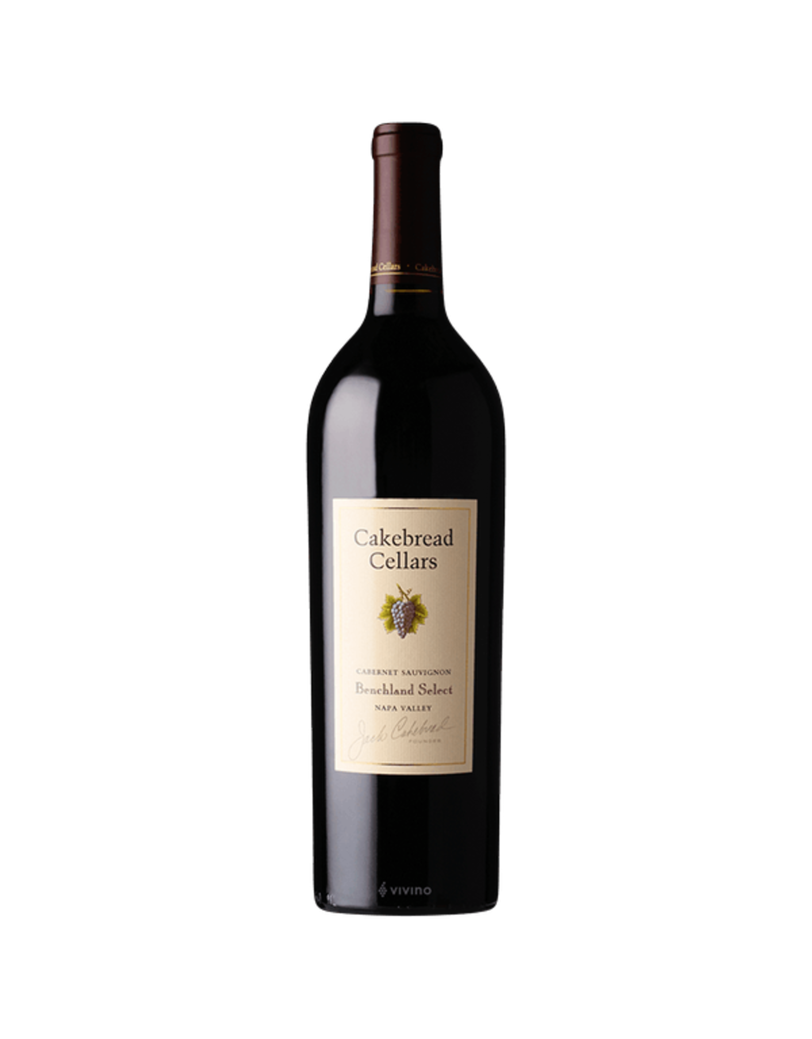 CAKEBREAD CELLARS 2012 BENCHLAND SELECT