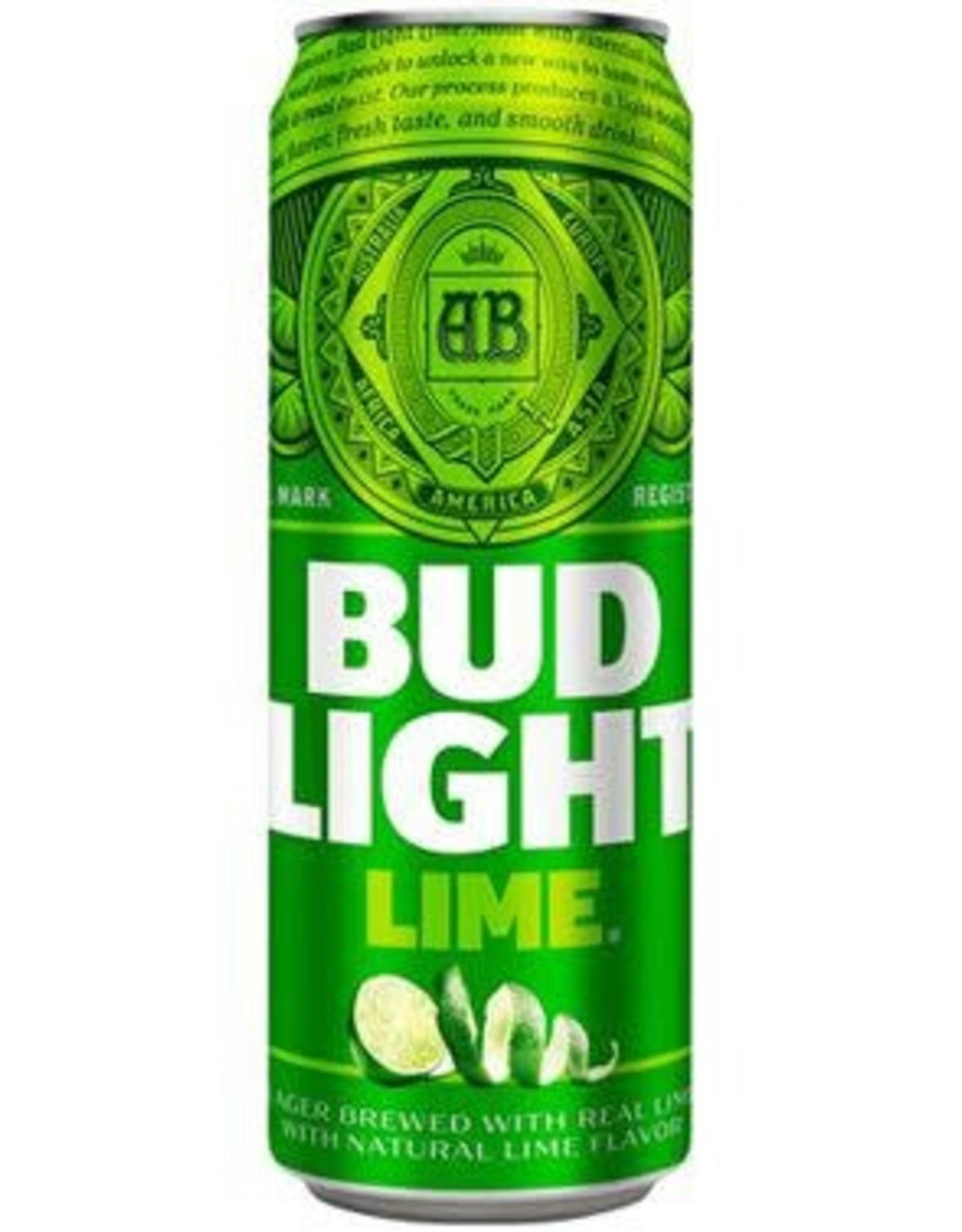 BUD LIGHT LIME 15/25OZ CN