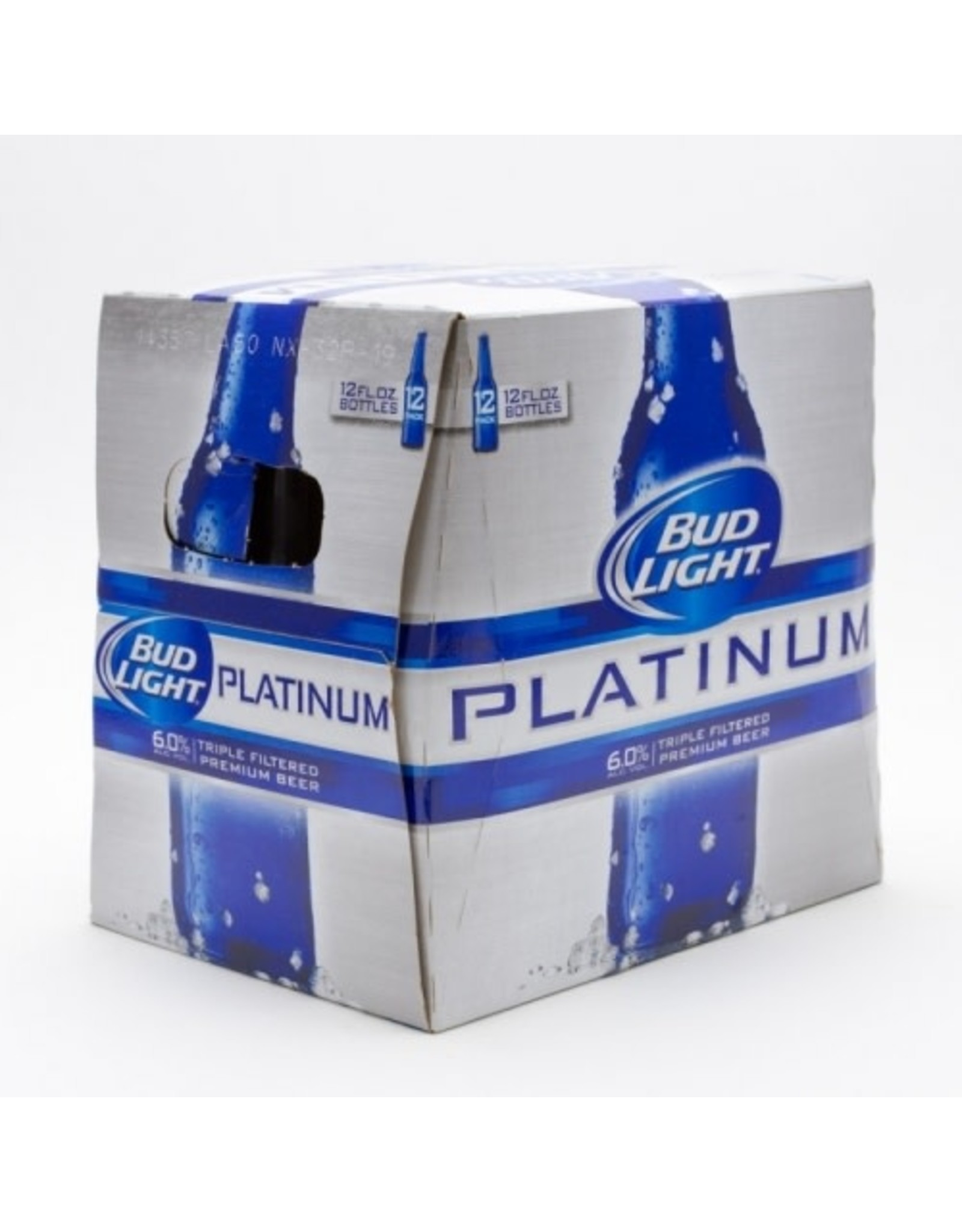 BUD LIGHT PLATINUM 4-6-12 NR
