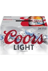 COORS LIGHT 24-12OZ HG LSE LN