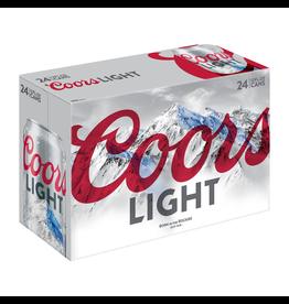 COORS LIGHT 24-12oz SUIT CN