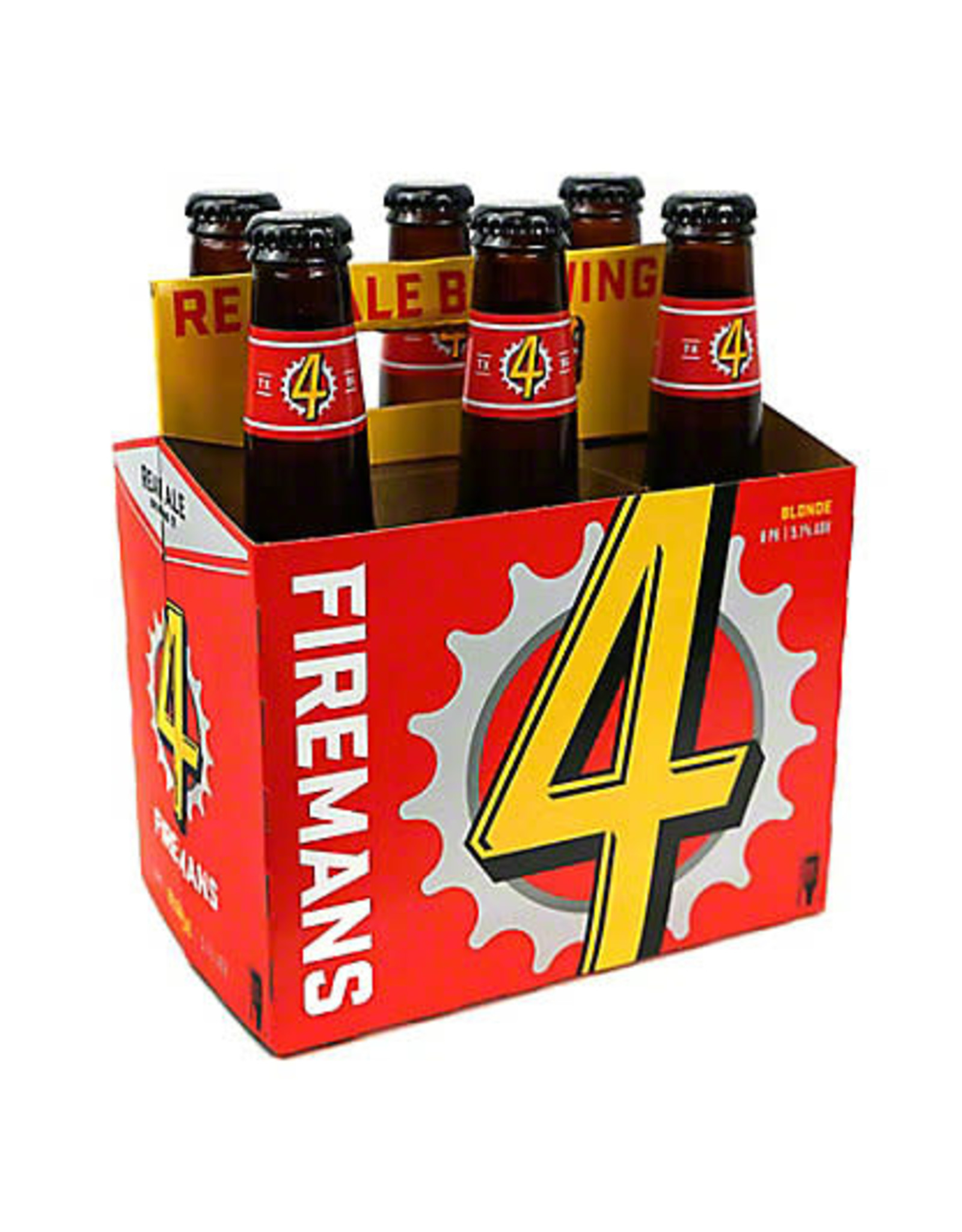 FIREMANS #4 4-6-12NR