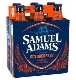 SAM ADAMS Octoberfest-WINTER LAGER 4-6-12OZ