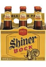 SHINER BOCK 4-6-12oz LN