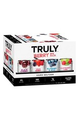 TRULY SPIKED SPARKLING BERRY VARIETY 2-12-12oz Can