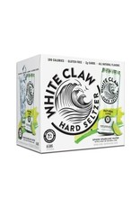 WHITE CLAW LIME 4-6-12 CANS