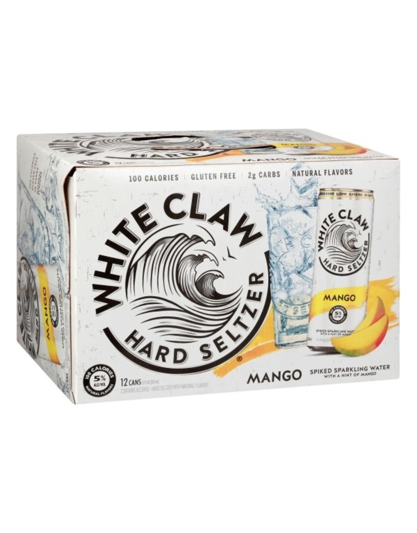 WHITE CLAW MANGO 12/19.2CN