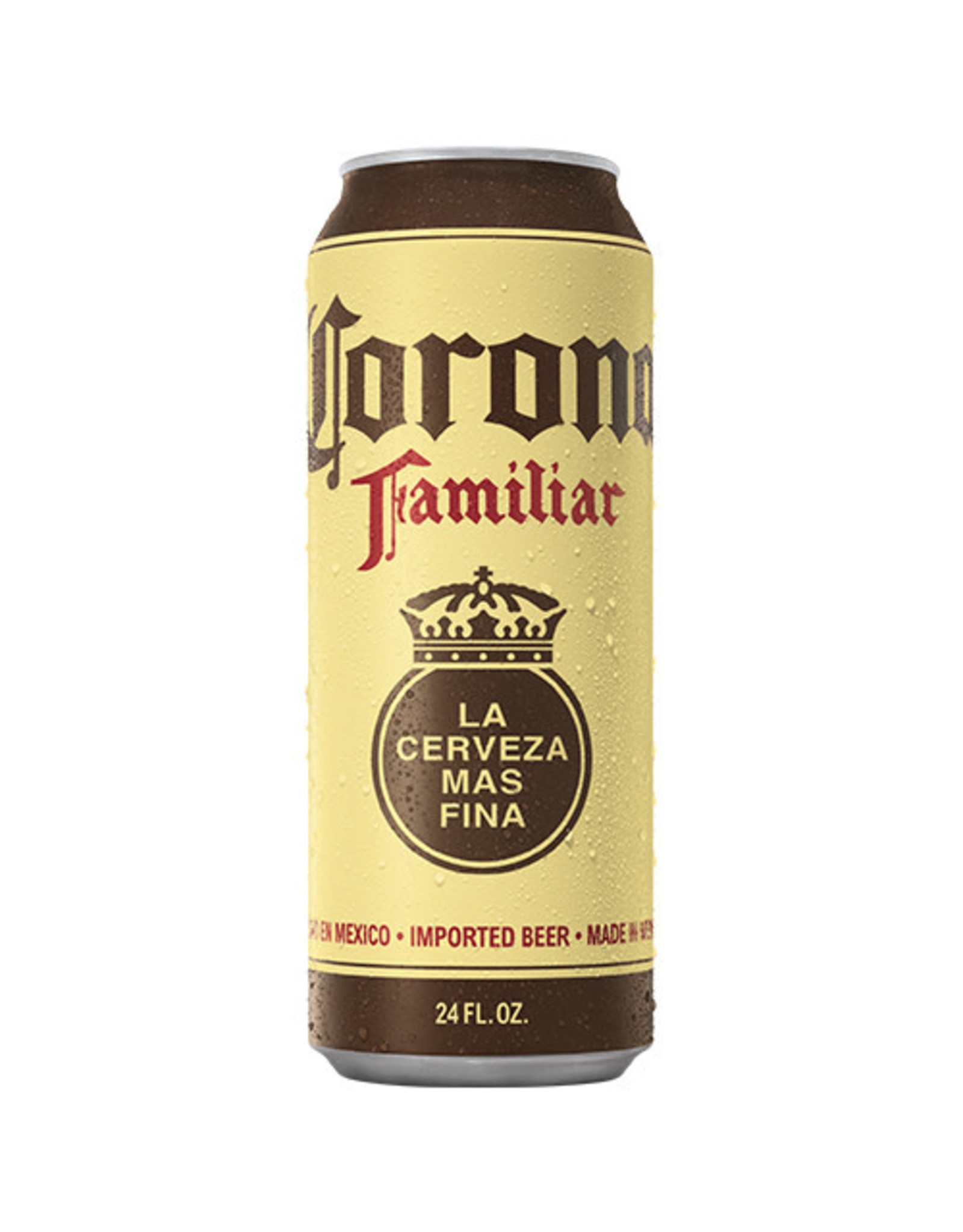 CORONA FAMILIAR 12/24OZ CAN