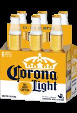 CORONA LIGHT 4-6-12oz LN
