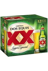 DOS EQUIS SPECIAL LAGER 2-12-12oz LN