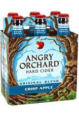 ANGRY ORCHARD CRISP APPLE CIDER 4-6-12oz NR