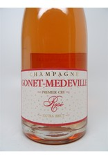 GONET-MEDEVILLE BRUT ROSE 750ML