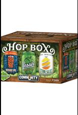 COMMUNITY BEER HOP BOX 4/6/12ozCN
