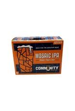 COMMUNITY MOSAIC IPA 2-12-12 CANS