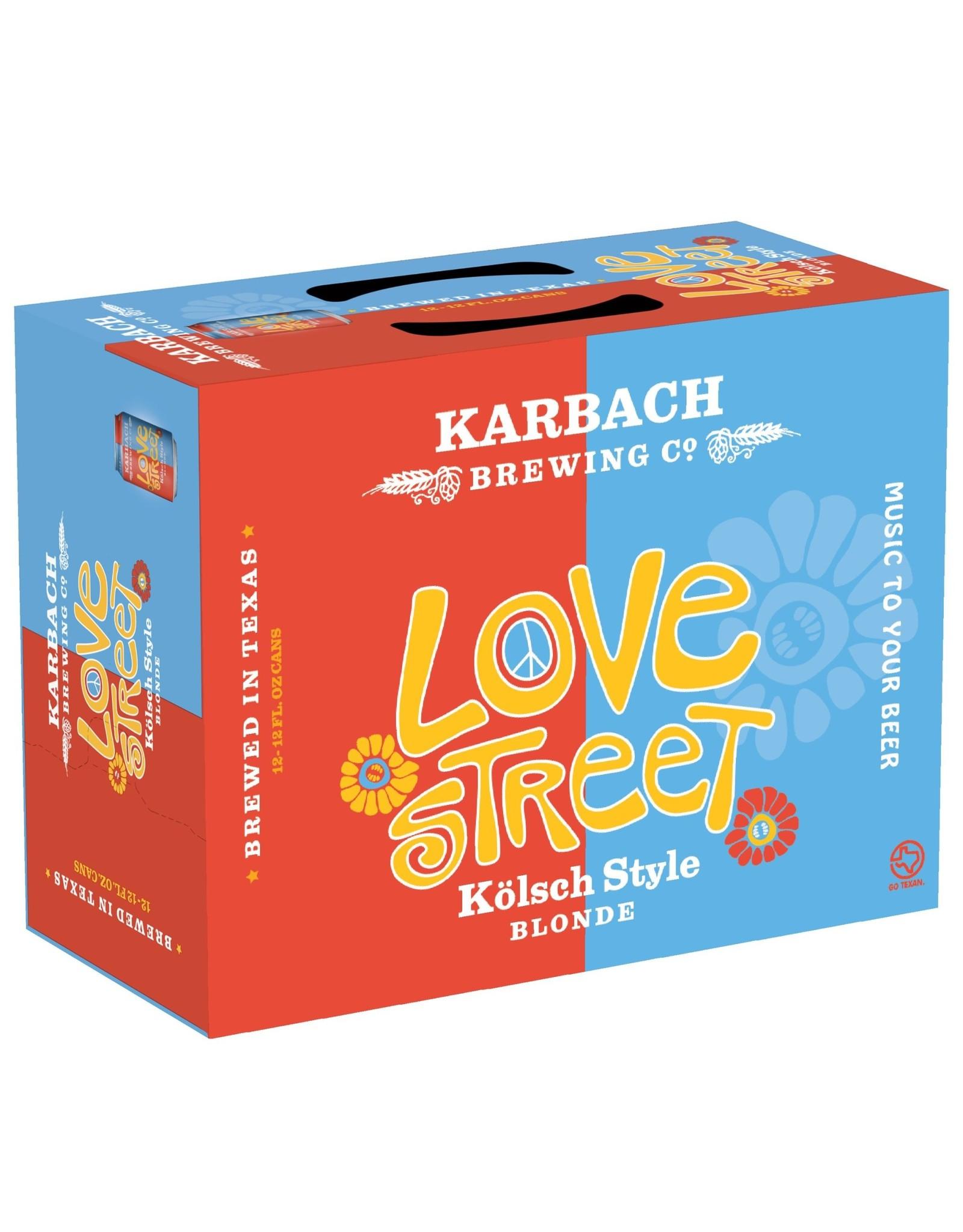KARBACH LOVE STREET 12-12 CAN