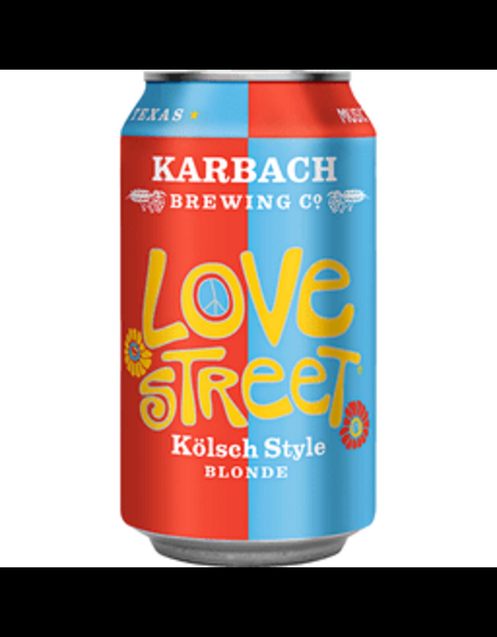 KARBACH LOVE STREET 4-6-12CN