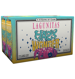 LAGUNITAS HAZY WONDER 4/6/12CN