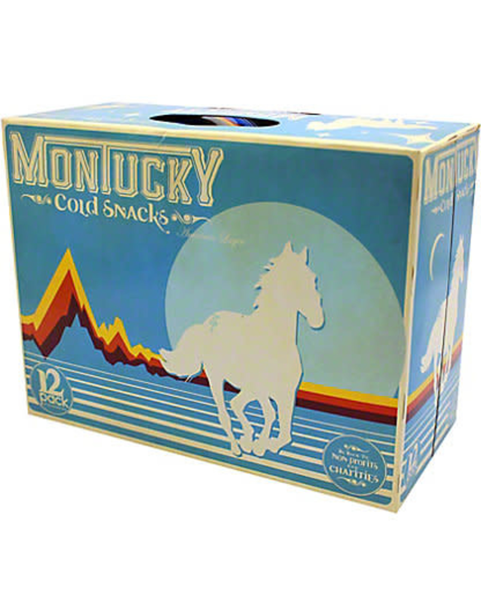 MONTUCKY COLD SNACK LAGER 2/12/12oz CN