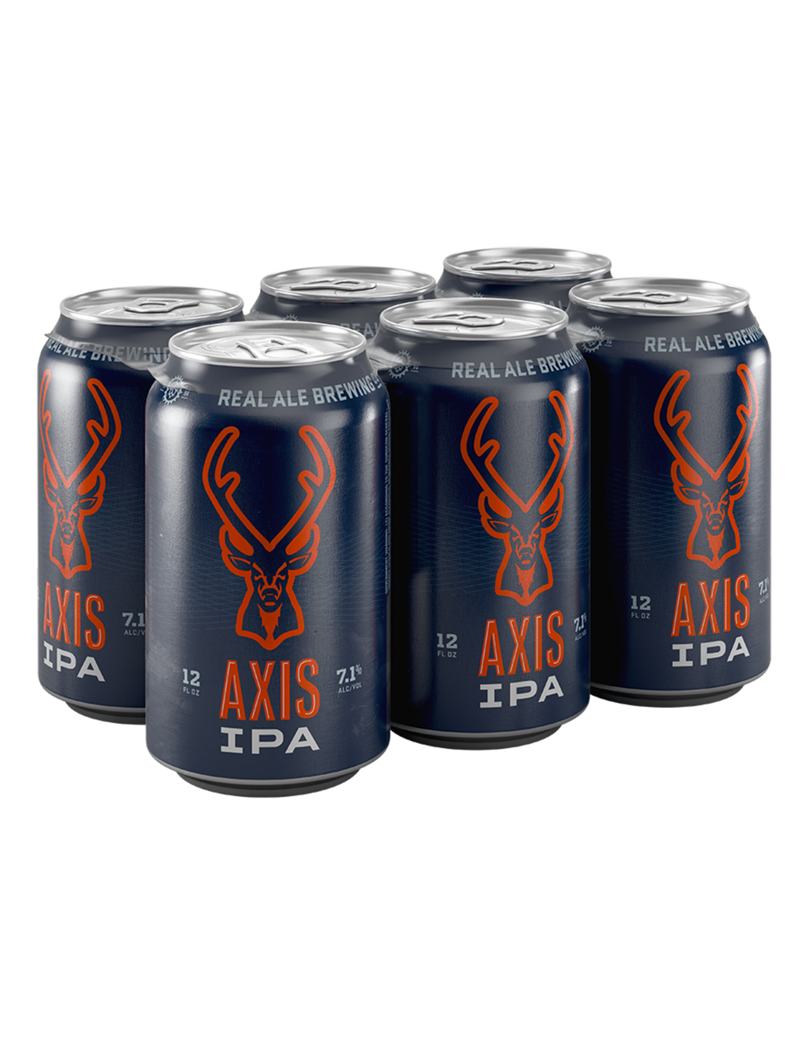 REAL ALE AXIS IPA 4-6-12 CAN