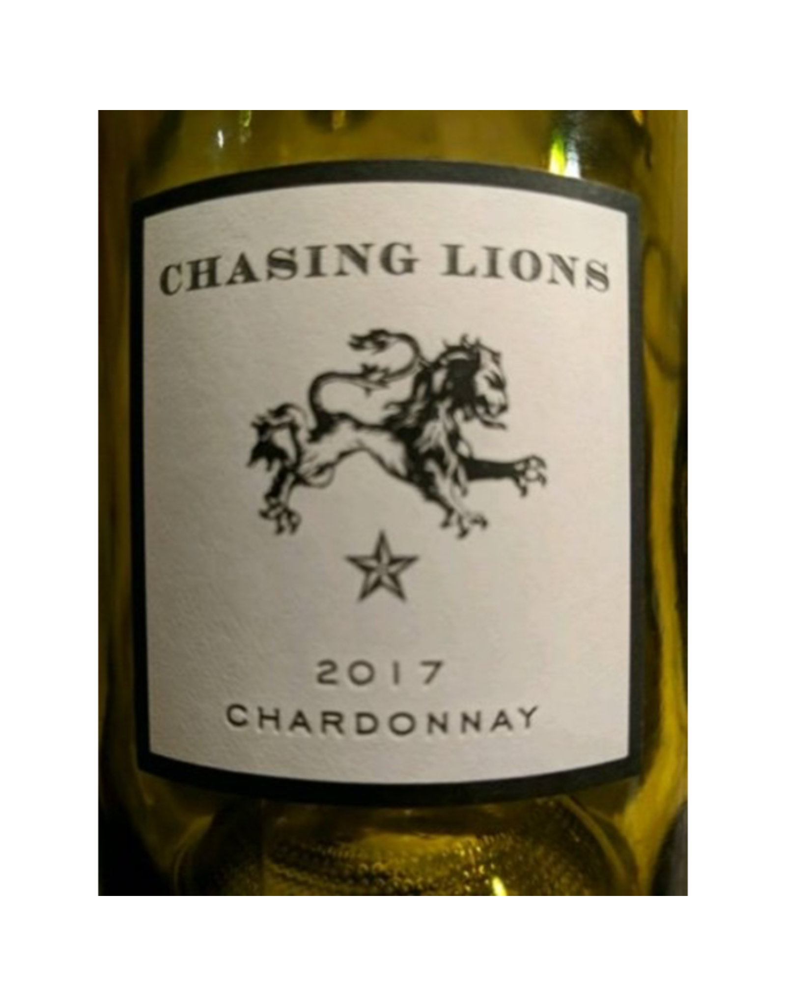 CHASING LIONS 2017 CHARDONNAY 750ML
