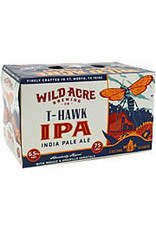 WILD ACRE T-HAWK IPA  4-6-12 CAN