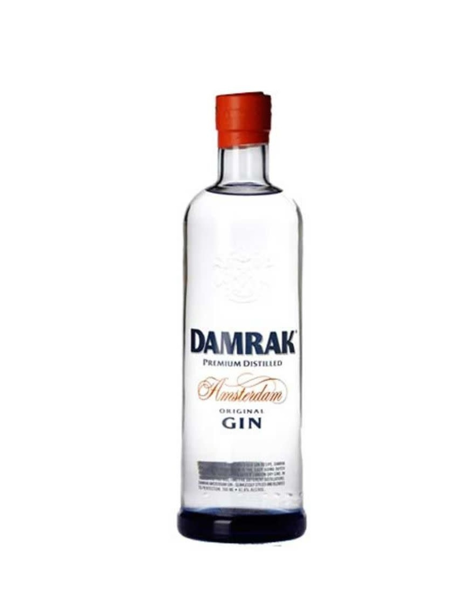 DAMRAK VIRGIN NON ALCOHOL GIN 700ML