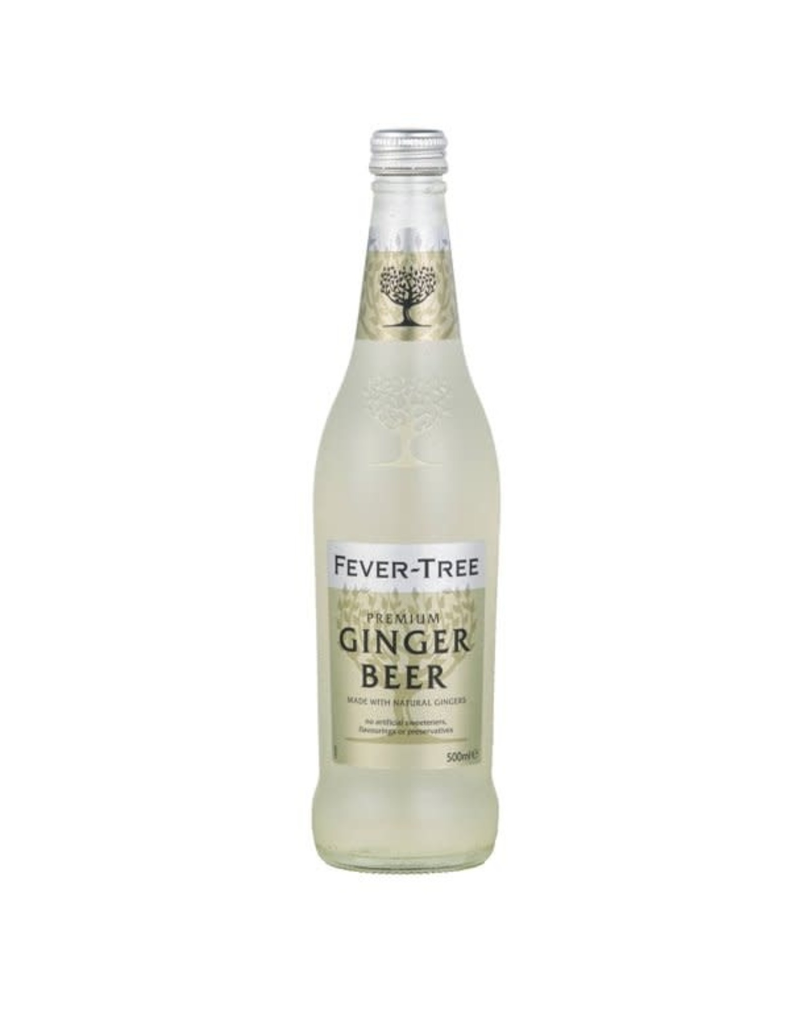FEVER TREE GINGER BEER 16.9OZ