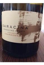 SARACINA UNOAKED CHARDONNAY 2016