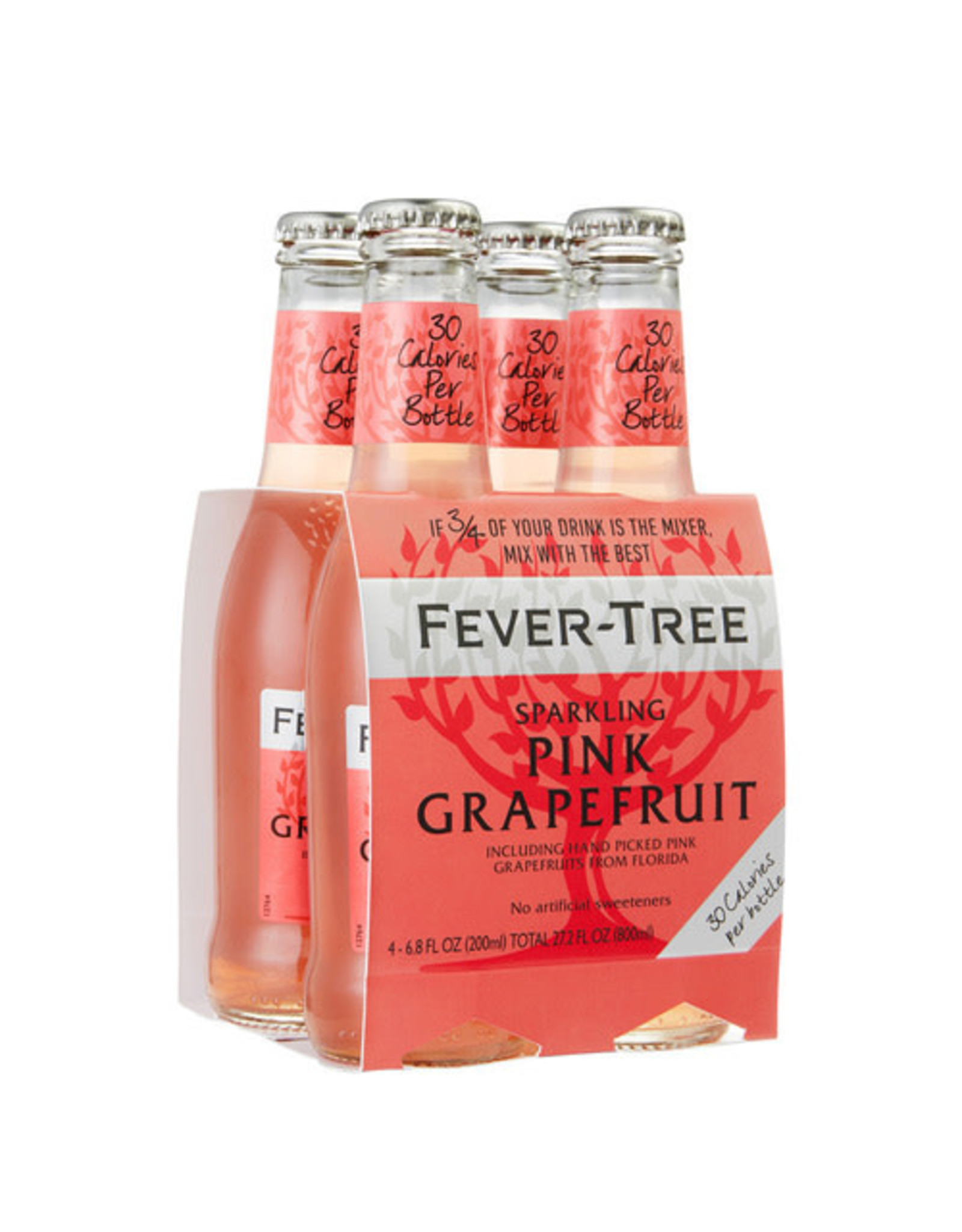 FEVER TREE PINK GRAPEFRUIT 4PK