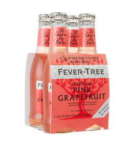 FEVER TREE PINK GRAPEFRUIT 4PK