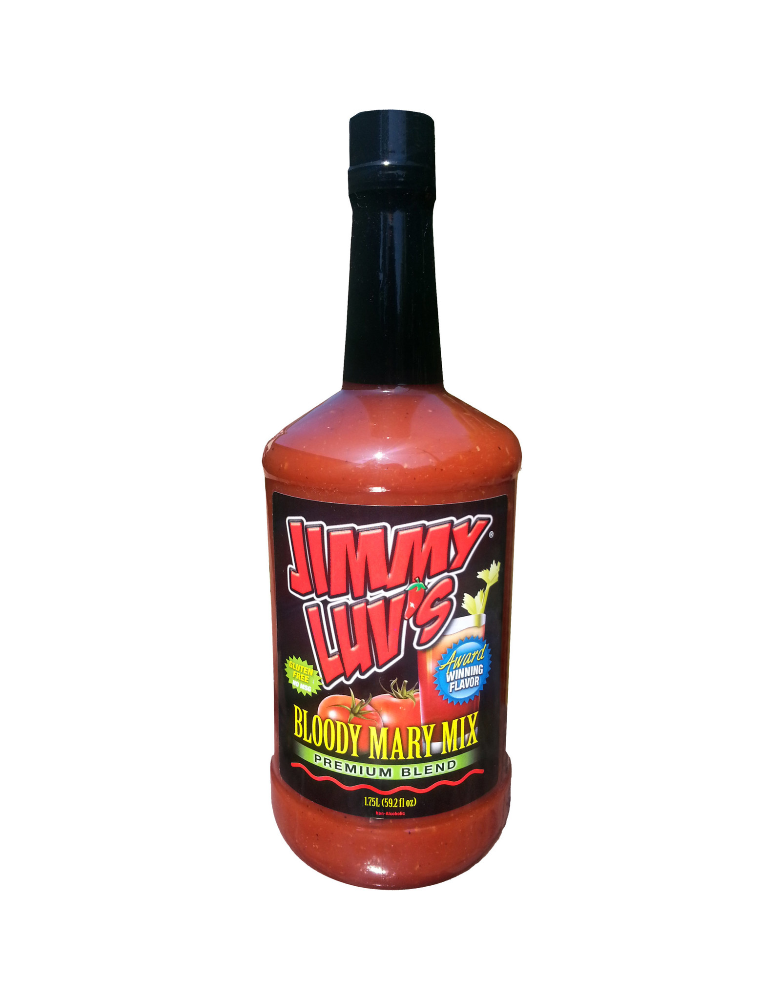 JIMMY LUV'S BLOODY MARY MIX 1.75
