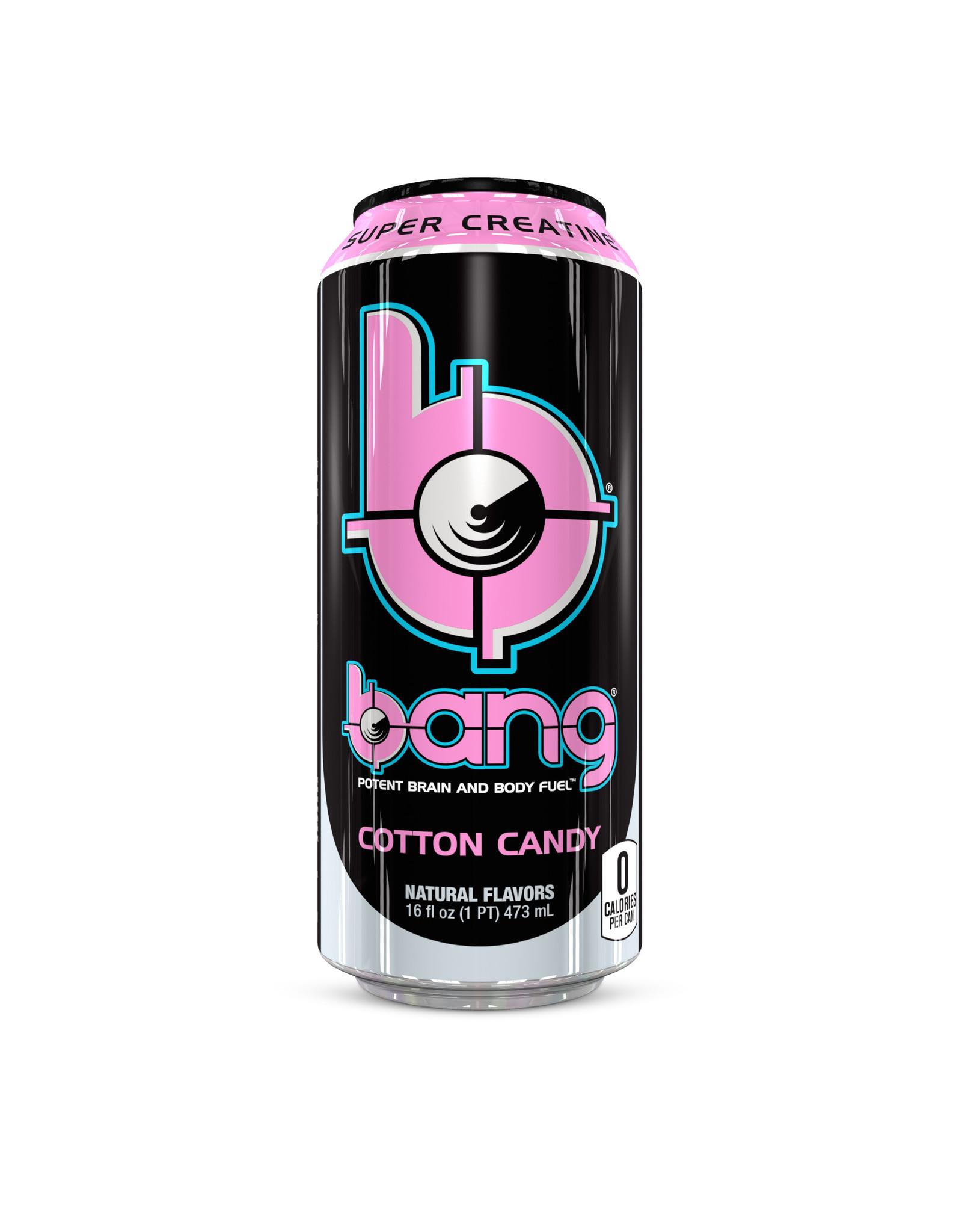 BANG COTTON CANDY 16OZ