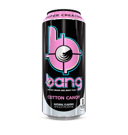 BANG COTTON CANDY 16OZ