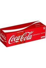 COKE 12pk-12oz Cans