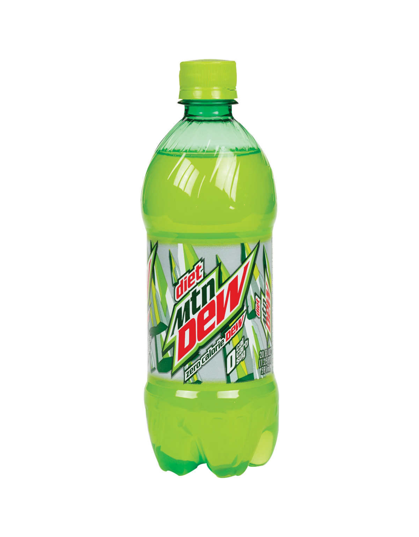 DIET MTN DEW 20oz