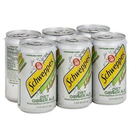 DIET SCHWEPPES 7.5OZ CN SINGLE
