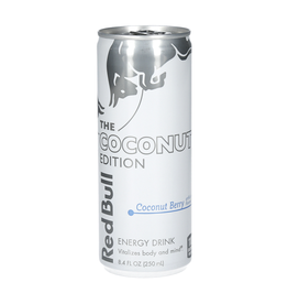 RED BULL COCONUT BERRY 8 OZ