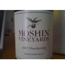 MOSHIN VINEYARDS CHARDONNAY 2012