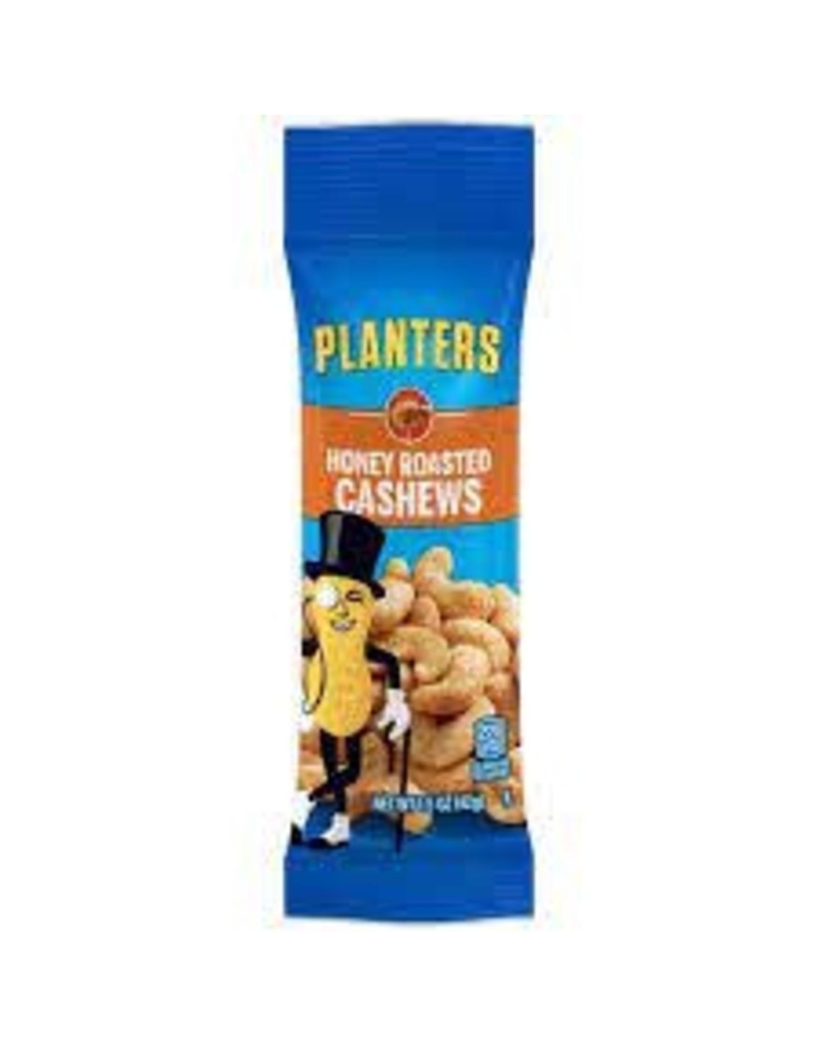 PLANTERS HONEY ROASTED CASHEWS