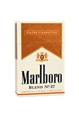 MARLBORO BLEND 27 BOX