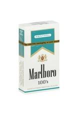 MARLBORO MENTHOL GOLD 100'S
