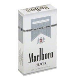 MARLBORO SILVER 100