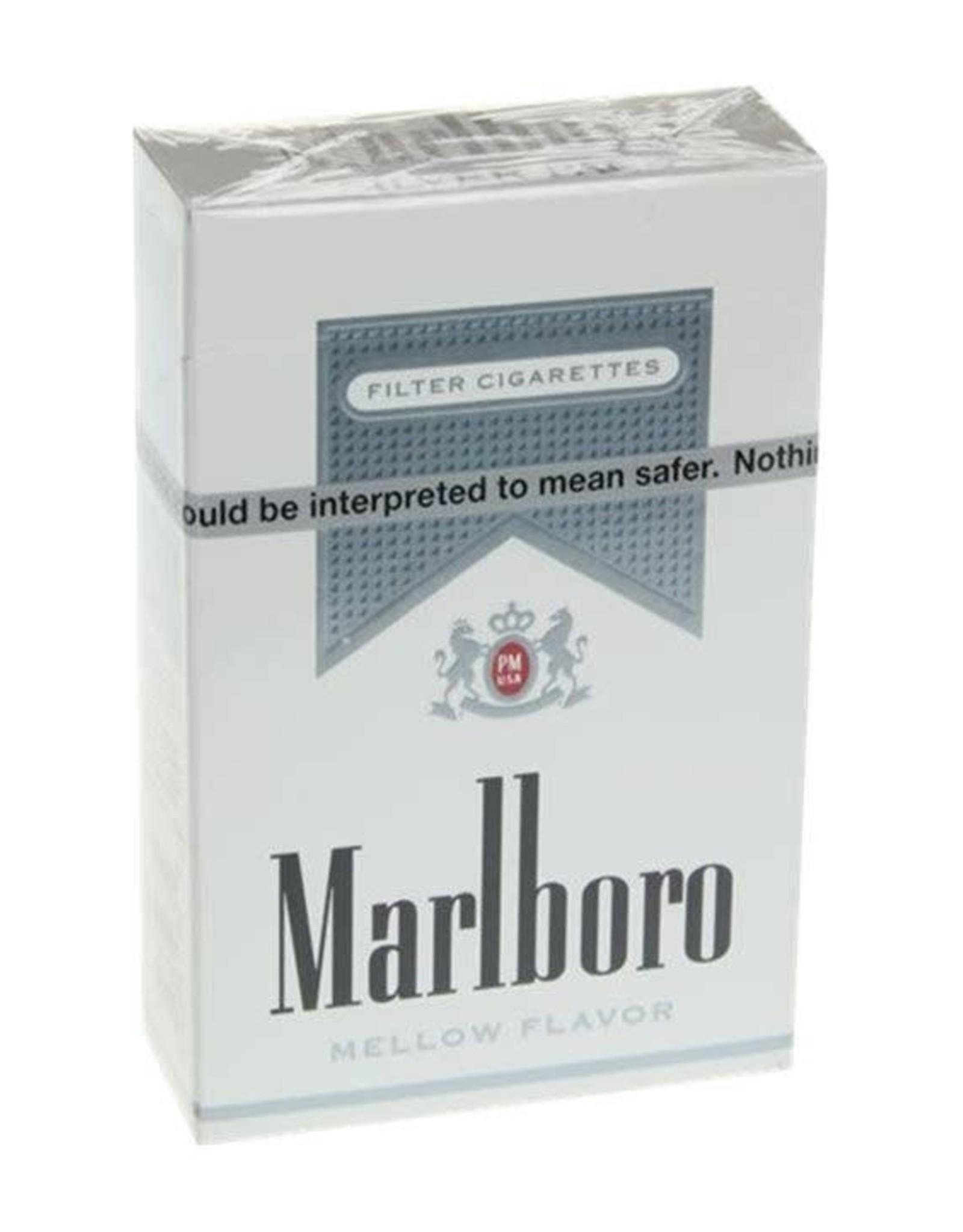 MARLBORO SILVER BOX