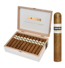 Cohiba white robusto Connecticut