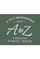 A TO Z  2017 PINOT NOIR 750ML